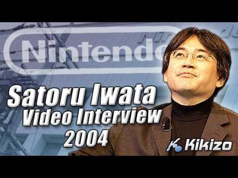 Satoru Iwata Nintendo Kikizo Interview 2004