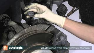 BMW 5 Series F10   Parking Brake Service Mode EMF workshop mode HD