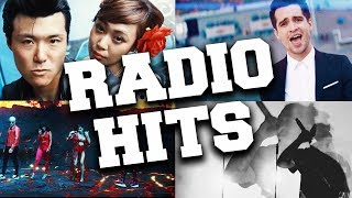 Top 50 Songs that You Hear Every Day on the Radio 2018 - October