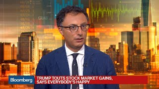 U.S. Stock Market Rally Is Sustainable, Marketfield's Shaoul Says