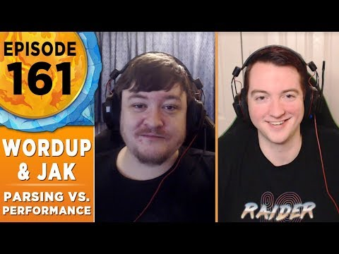 FinalBossTV #161 | Parsing vs. Performance: WoW Community Misunderstanding | Wordup & AutomaticJak