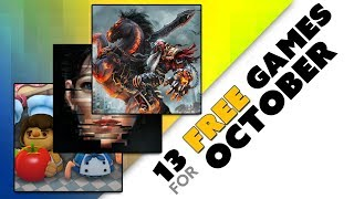 13 Free Games in October for PS Plus, Xbox Live & Twitch Prime! Darksiders, SOMA, and More