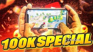 100k Special Handcam 😍 | Akki2op Gaming |  OnePlus,9R,9,8T,7T,,7,6T,8,N105G,N100,Nord,5T,NeverSettle