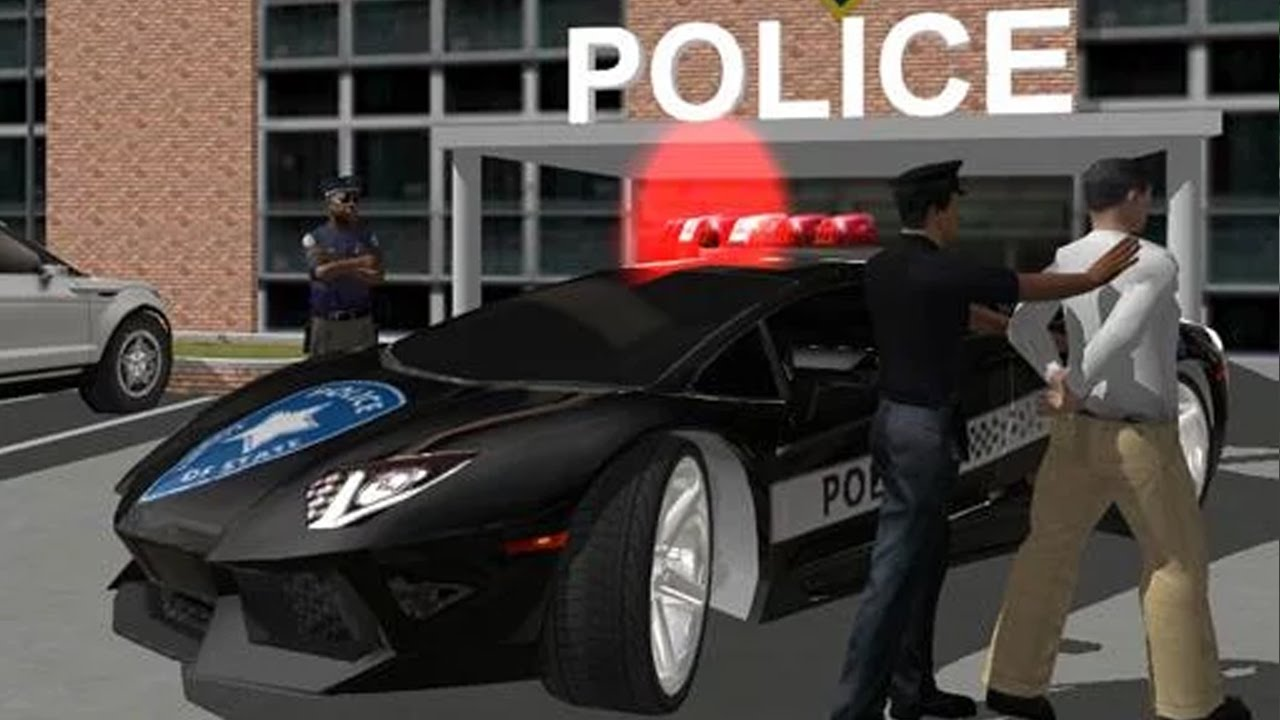 Crime City Real Police Driver - YouTube