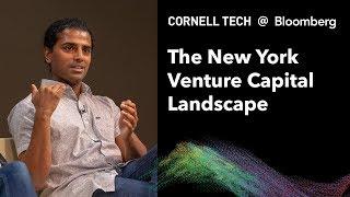 Bloomberg Cornell Tech Series:  The New York Venture Capital Landscape (Highlight) thumbnail