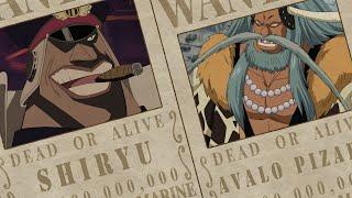 Tiền truy nã của Băng hải tặc RÂU ĐEN [One Piece +949]