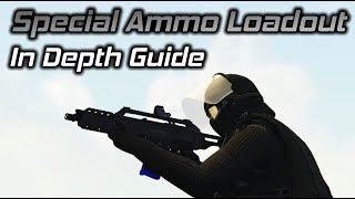 GTA Online: Special Ammo Loadout In Depth Guide