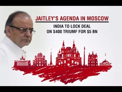 Emerging frontiers for India-Russia ties (WION Gravitas)