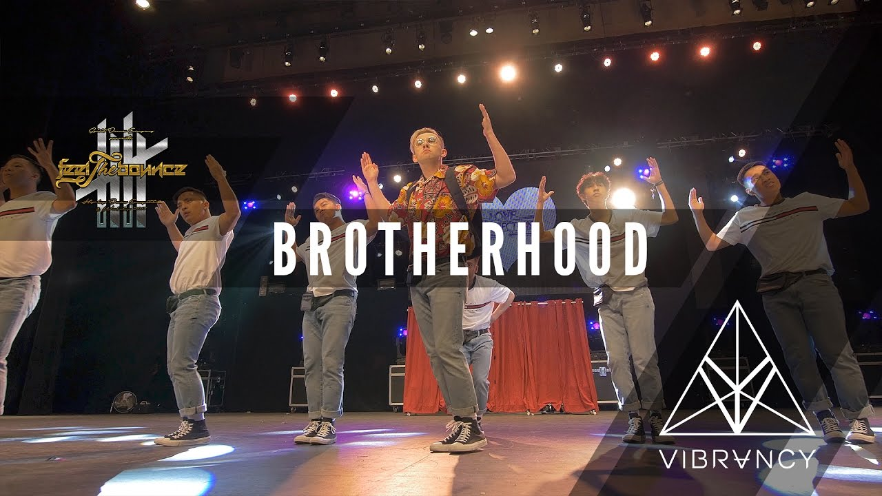 Brotherhood   Feel The Bounce 2017 [@VIBRVNCY Front Row 4K] #feelthebounce