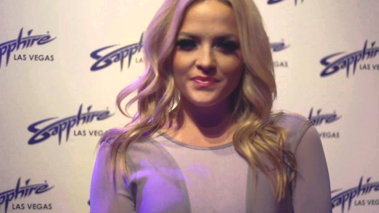 Alexis Texas Does SEMA 2015 In Las Vegas