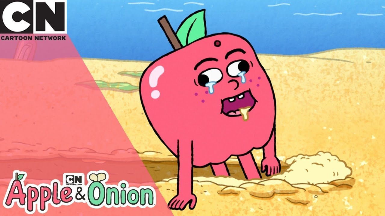 Photo of Apple & Onion  | Maritimer's Initiation | Cartoon Network UK 🇬🇧 – ايفون