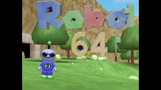 Roblox Robot 64: le meilleur jeu que j'ai jamais joué