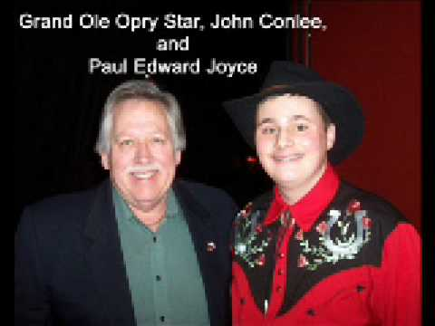 John Conlee Interview (Part 1 of 4) with Paul Edward Joyce on WPEA Radio