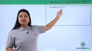Force & Laws of Motion - Newton
