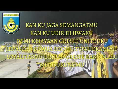 Chants Ultras Gresik Ukiran Jiwa. ( LIRIK )