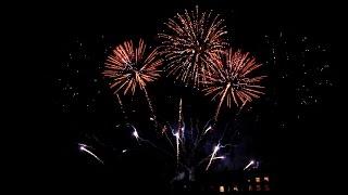 Team Skyburst - Firework Champions Broughton Hall 2014