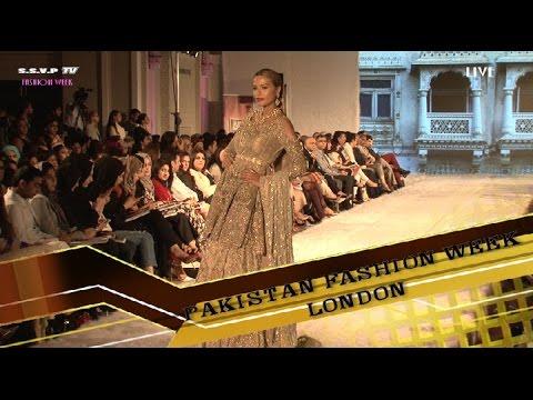Pakistan fashion week london  5th June  2016  1st Runway  part 4