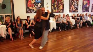 Oscar Casas & Elizabeth Sadowska - Tango