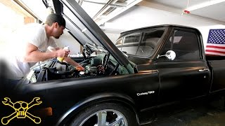 New Chevy C10 Shop Truck | Black Pearl Recovery