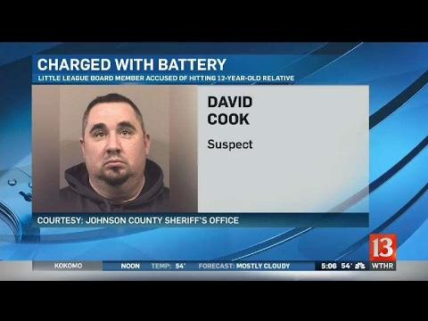 Greenwood Little League board member arrested