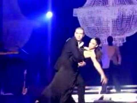Shayne Ward Live at the Point (Dancing to James Bond song)