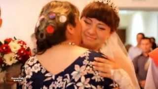 29 августа 2014 свадьба  Александр и Екатерина (видео Полина Татаркина 18 лет)