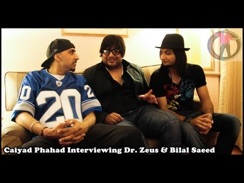 Dr. Zeus & Bilal Saeed Live in Dubai - Live on Caiyad Phahad TV
