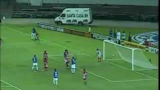 Cruzeiro 2X2 Uberaba Gols 03/04/2010 Campeonato Mineiro 2010