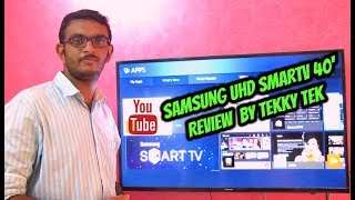 Samsung Smart tv UHD Review India 2017 latest Series 7 KU7000