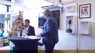 Court Club & Richard Krajicek op 1 december 2016