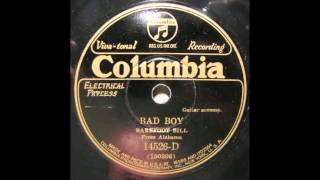 Barefoot Bill - Bad Boy