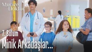 Ali, minik hastasına arkadaşlar buldu - Mucize Doktor 7. Bölüm