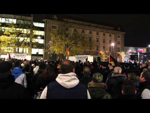 PEGIDA - Demo in Dresden! 18893193