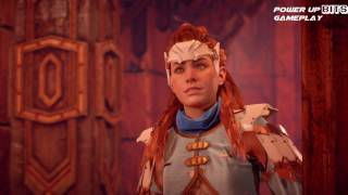 Gameplay: Horizon Zero Dawn - Aloy en Meridian