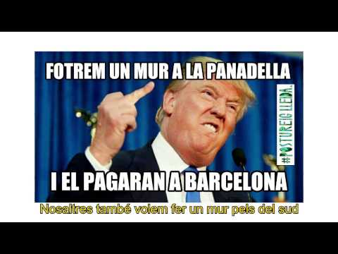 America first, Lleida second
