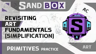 (Headphones Simplification) Session 29 - Creative Sandbox [ENG/rus] (Revisiting Art Fundamentals)