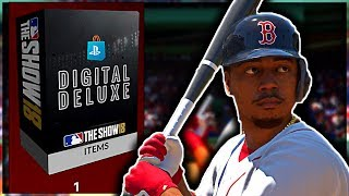30 Standard Packs + Digital Deluxe Pack Opening! - MLB The Show 18 Diamond Dynasty Gameplay