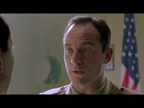Jason Isaacs in Windtalkers