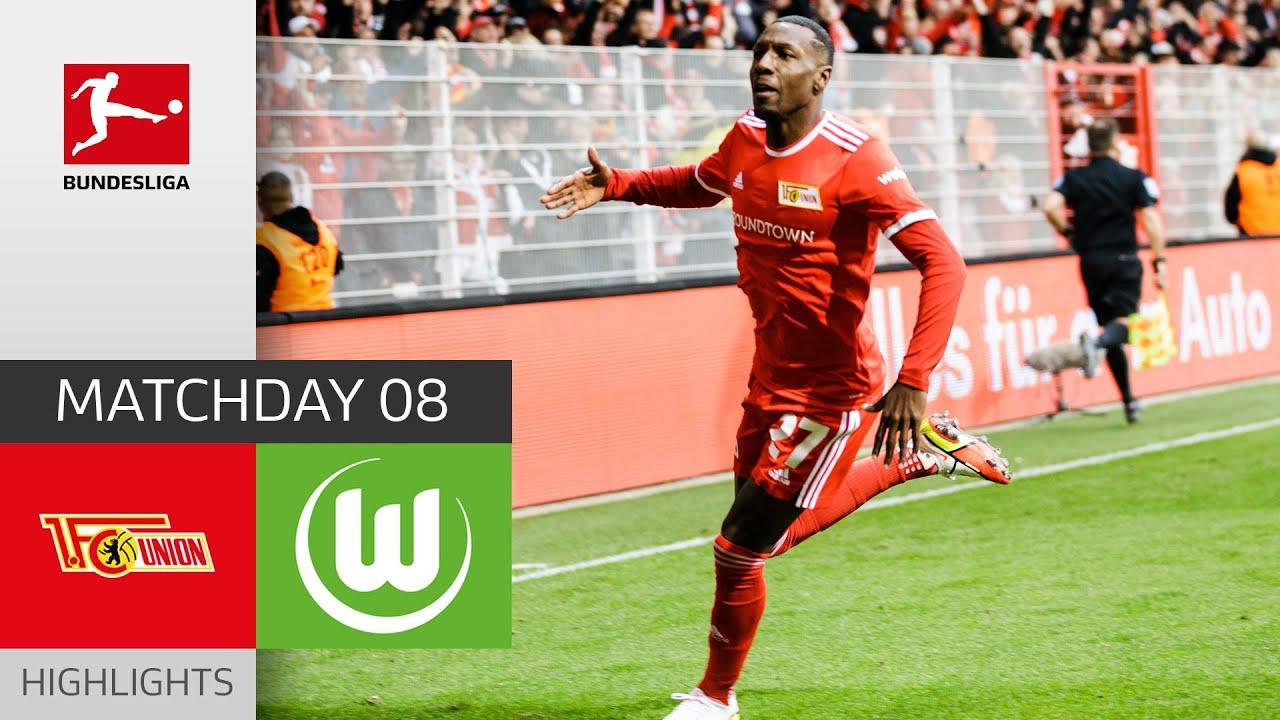 Download Union Berlin - VfL Wolfsburg 2-0 | Highlights | Matchday 8 – Bundesliga 2021/22