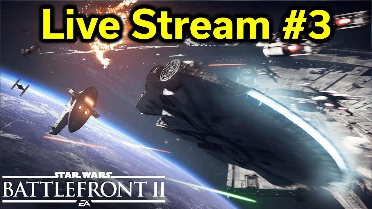Star Wars 3 Stream
