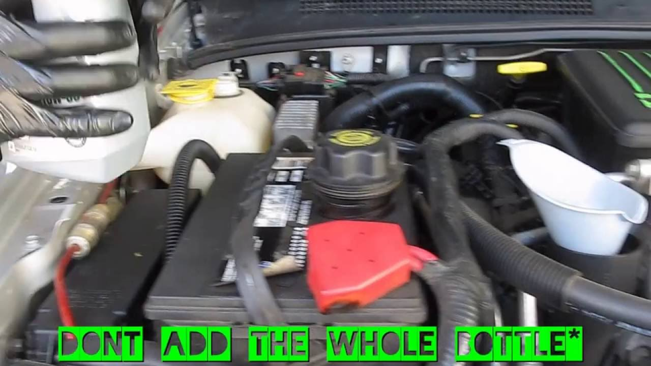 changing your oil! jeep grand cherokee walk through - youtube