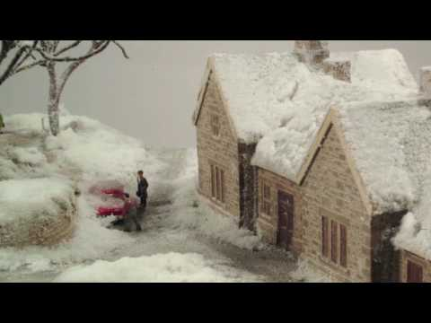 RAILWAY   SCENIC SNOW KIT   BD29