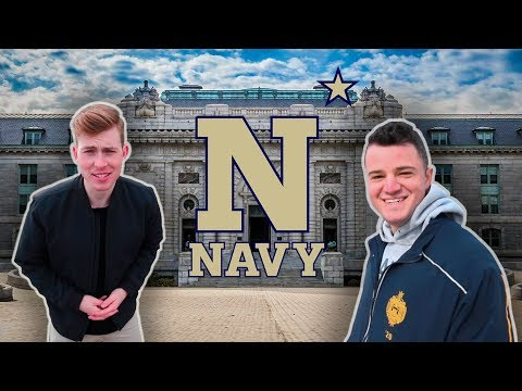 An Epic Day at the Naval Academy