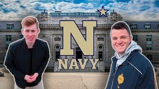 United States Naval Academy — Tehno