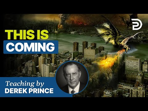 I Will Shake All Things - Part 1: The Nations - Derek Prince