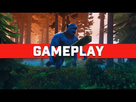 Valheim: Early access gameplay highlights