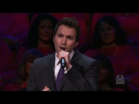 Nessun Dorma - Nathan Pacheco and the Mormon Tabernacle Choir