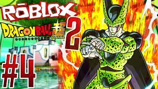 GOD CELL??! | Roblox | Dragon Ball Super 2 | Episode 4