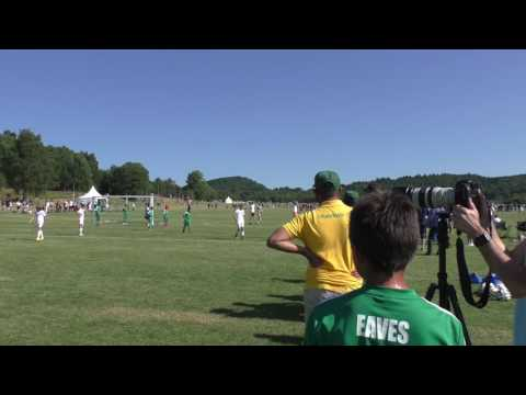 Игра 5 Academy (Russia) vs FC Tramway (South Africa) - first half