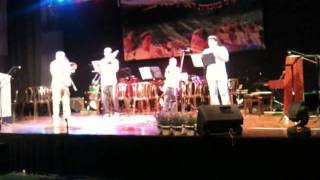 Walters Latinette - Tango & roulette in Kedumim